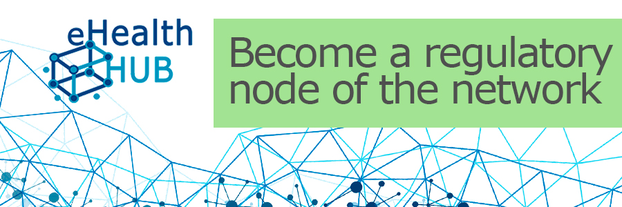 eHealth-Hub: become a regulatory node of the network