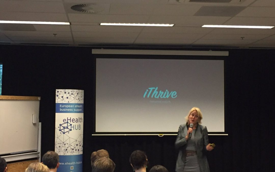 Investment Readiness and Pitch Competition (EC2VC) at 2017 Health Pioneers in Amsterdam