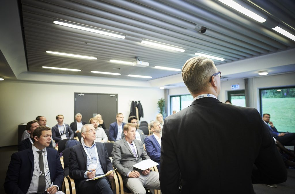 eHealth ROADSHOW at the 2017 Week of Health and Innovation in Odense