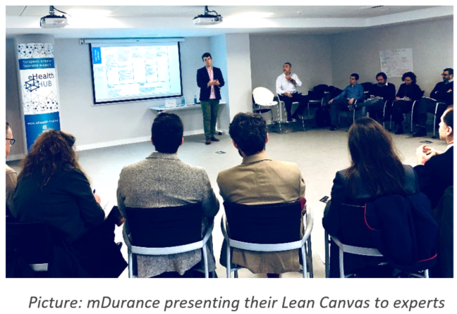 11 Companies in Madrid Start their Journey in Lean Startup with eHealth Hub