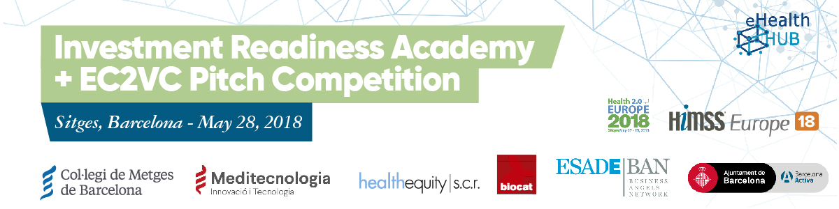 Investment Readiness Academy + EC2VC Pitch Competition