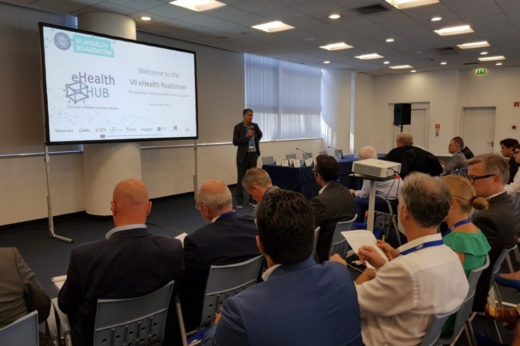 VII eHealth Roadshow @EAHM Congress in Cascais
