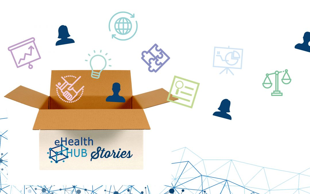 Discover the eHealth HUB Storybox!  Stories and business cases from the eHealth European market